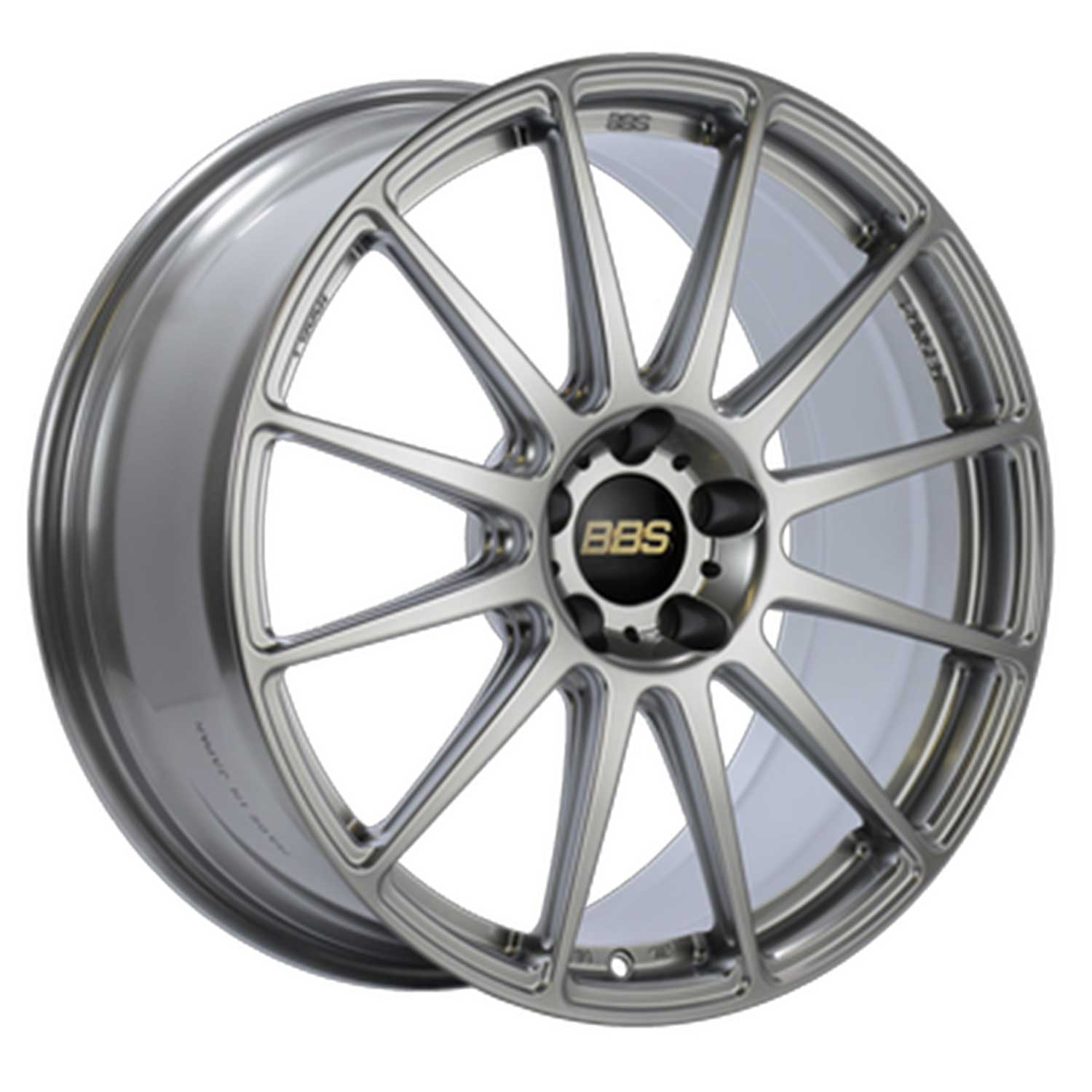 MAPerformance - BBS FS Die-Forged Series Diamond Silver