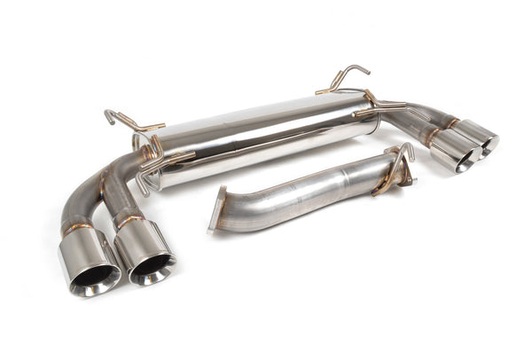 SUBARU WRX HATCHBACK GRIMMSPEED CAT-BACK EXHAUST SYSTEM