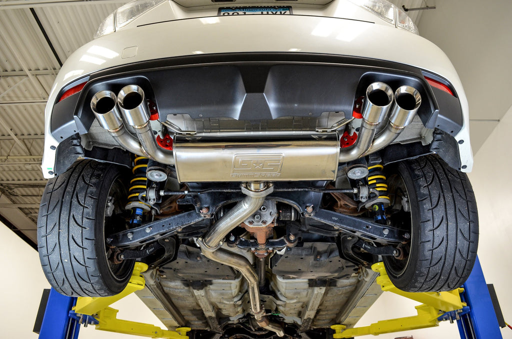 2011-2014 Exhaust By Grimmspeed