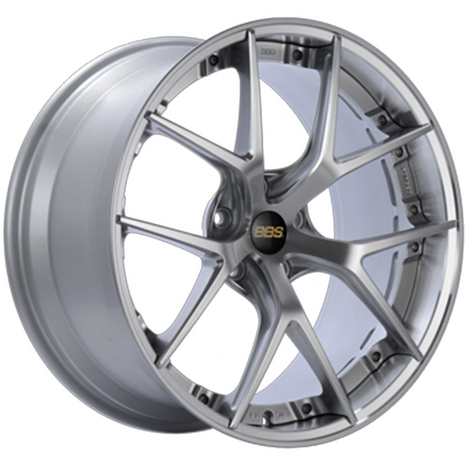 MAPerformance - BBS RI-S Forged Line Diamond Silver