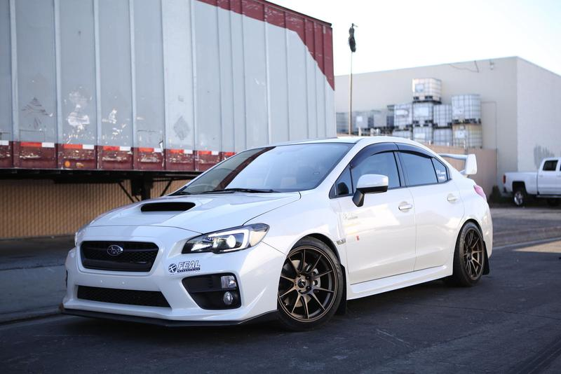 MAPerformance - Ambit RS18 2015 WRX