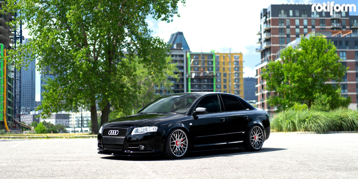 MAPerformance - Rotiform RSE Audi A3 A4 S3 S4