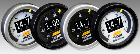 AEM Digital Flex Fuel Wideband Failsafe