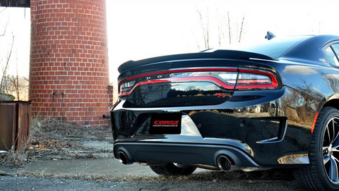 Dodge Charger 2015 Exhaust