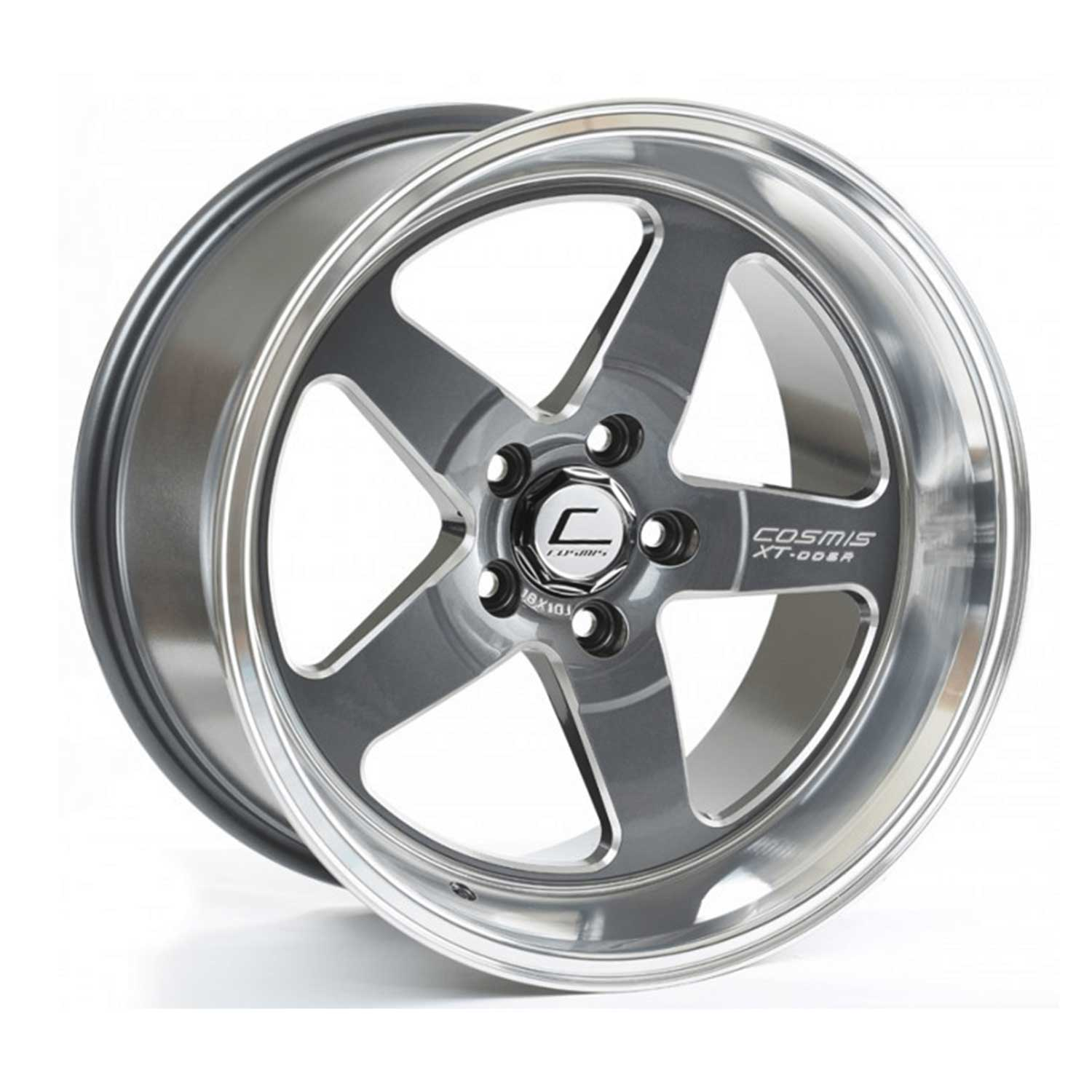 MAPerformance - Cosmis Racing XT-005R Gunmetal ML