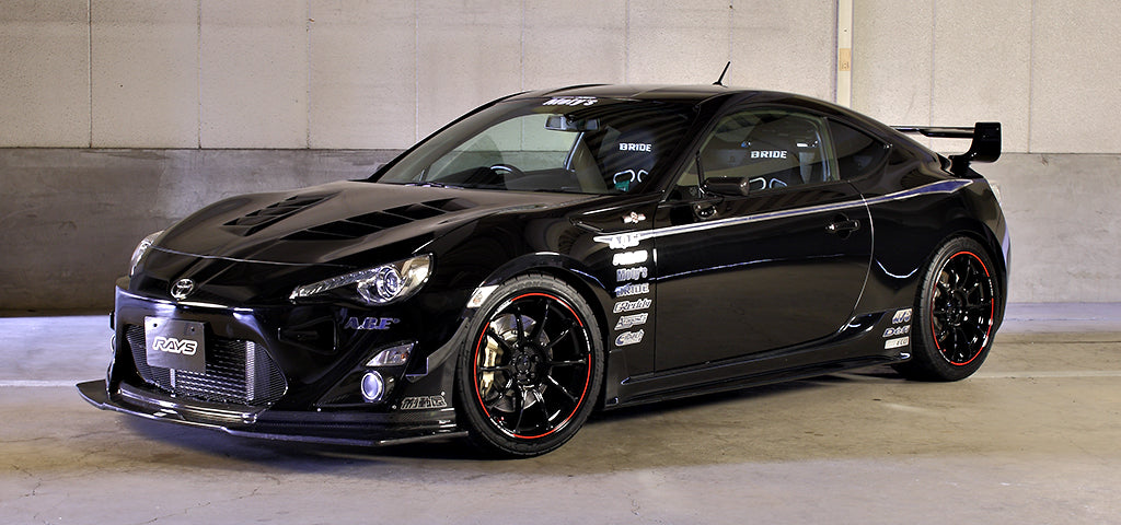 MAPerformance - Volk Racing FRS/BRZ/86 ZE40 Time Attack