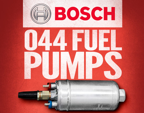 Bosch Motorsports 044 in line Fuel Pumps