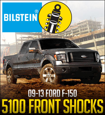 2009-2013 Ford Adjustable Front Shock by Bilstein
