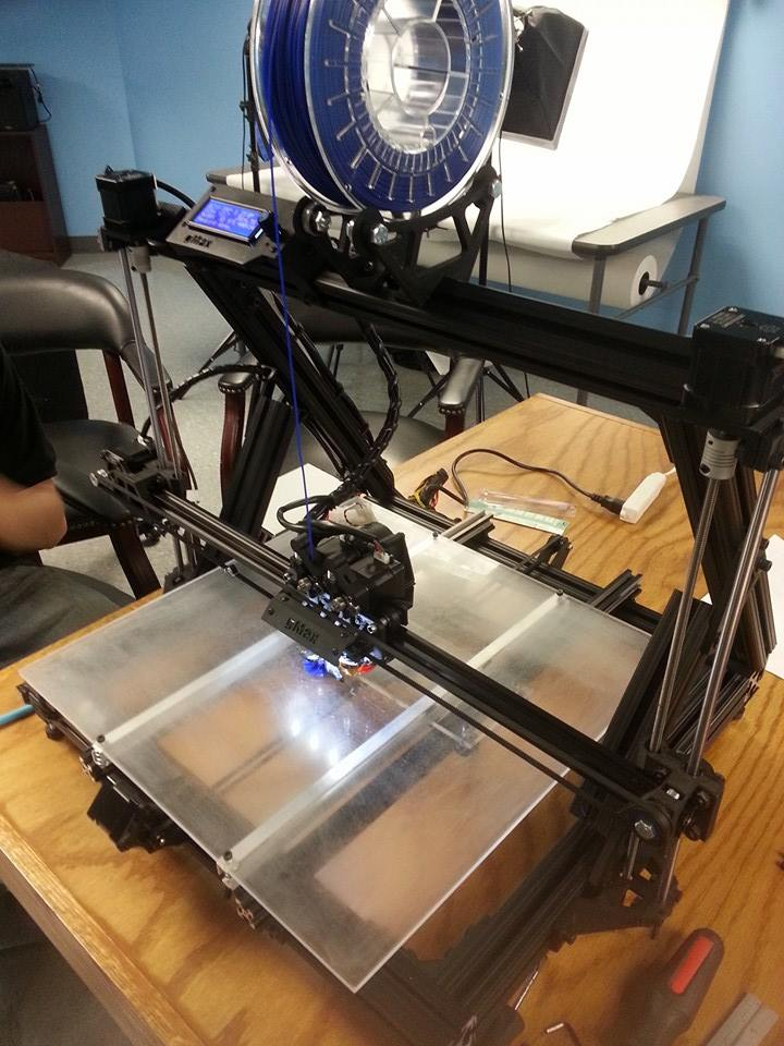 3D Printing Car Parts? Is this for real? YES, with a gMax 3D Printer