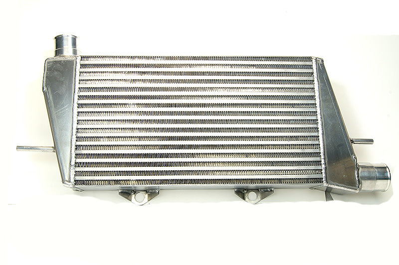 Upgraded Evo X Intercooler