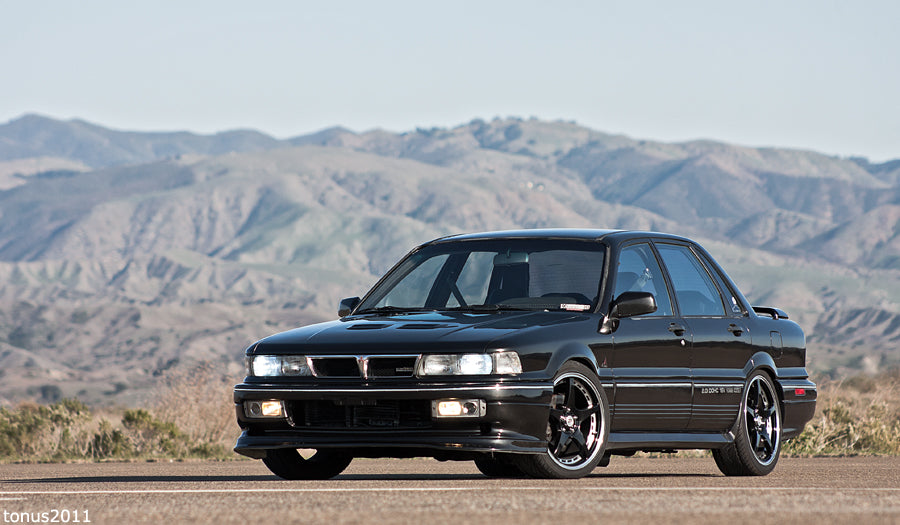 1991 Mitsubishi Galant VR4 - Mike V. – Modern Automotive Performance