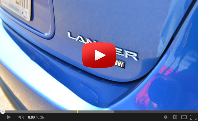 Lancer Ralliart Dyno results