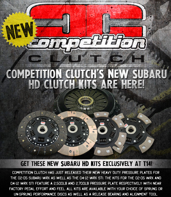 competition clutch racers contingency payouts sponsorship