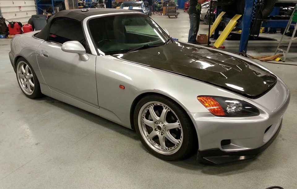 honda s2000 turbo kit