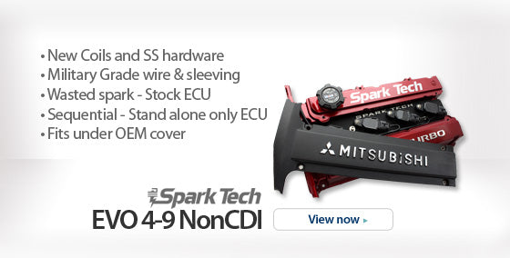 Sparktech Evo Ignition Non CDI
