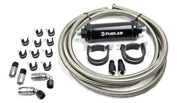 Evo X Fuel Lines and Filters