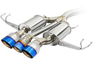 Evo 8/9 Exhaust Systems