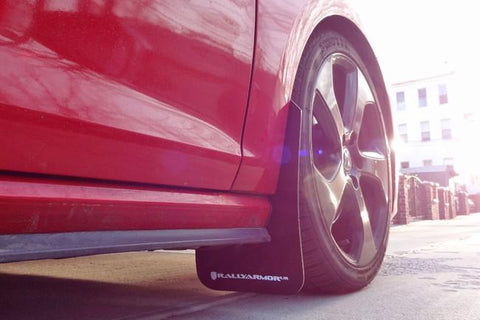 RALLY ARMOR MUD FLAPS | 2015-2017 VOLKSWAGEN GOLF/GTI MK7 (MF37-UR)