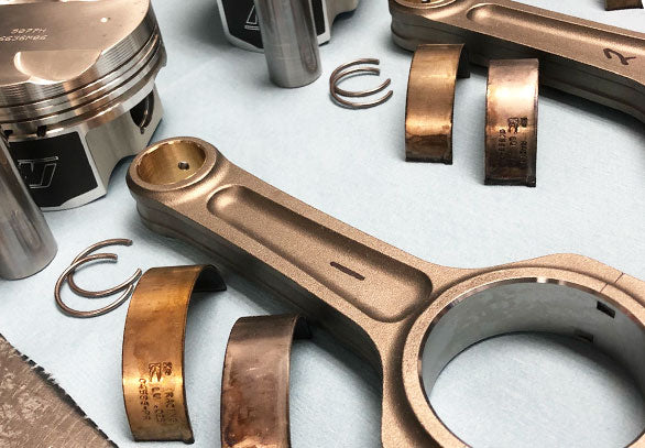 Connecting Rods and Pistons