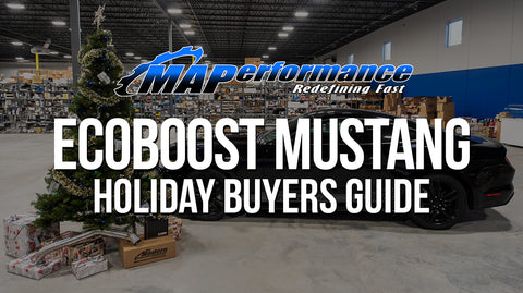 Mustang EcoBoost Top 6 Performance Parts Holiday Buyers guide