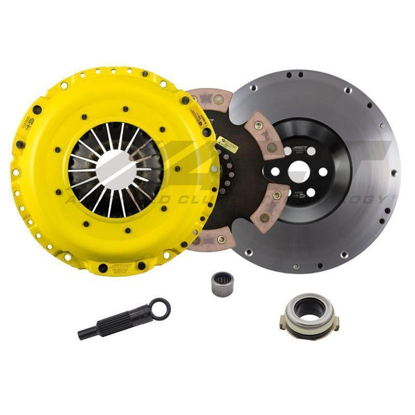 ACT XT/Race Rigid 6-Pad Clutch Kit | 07-13 Mazdaspeed3 / 06-07 Mazdaspeed6 (ZX4/5-XTR6)
