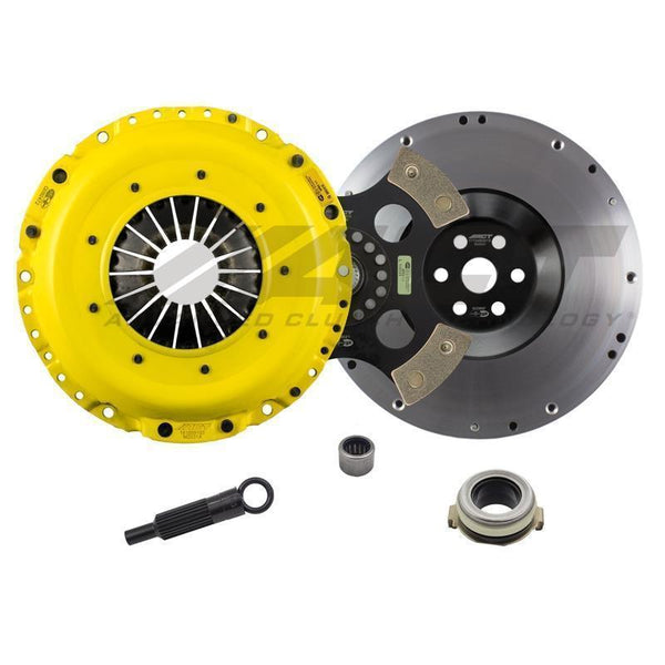 ACT XT/Race Rigid 4-Pad Clutch Kit | 07-13 Mazdaspeed3 / 06-07 Mazdaspeed6 (ZX4/5-XTR4)