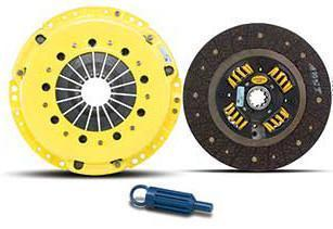 ACT High Performance Street Clutch Kit / BMW 135i/335i 2007-2009 / 535i 2008-2009 BM8-HDSD - Modern Automotive Performance