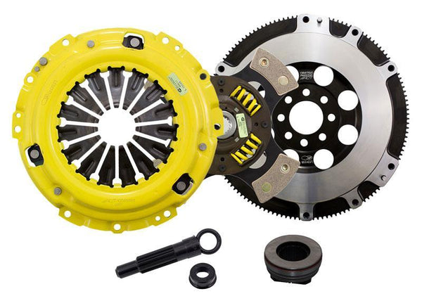 ACT 4-Pad Sprung Heavy Duty Racing Clutch Kit | 2003-2005 Dodge Neon SRT-4 (DN4-HDG4)