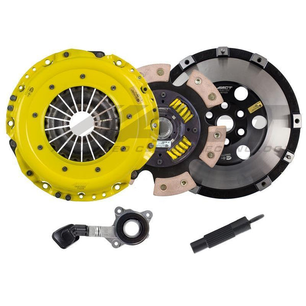 ACT XT/Race Sprung 6-Pad Clutch Kit | 2016-2018 Ford Focus ST/RS (FF5-XTG6)