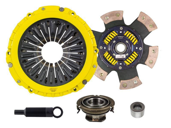 ACT HD Race Sprung 6-Pad Clutch Kit | Multiple Fitments (GM13-HDG6)