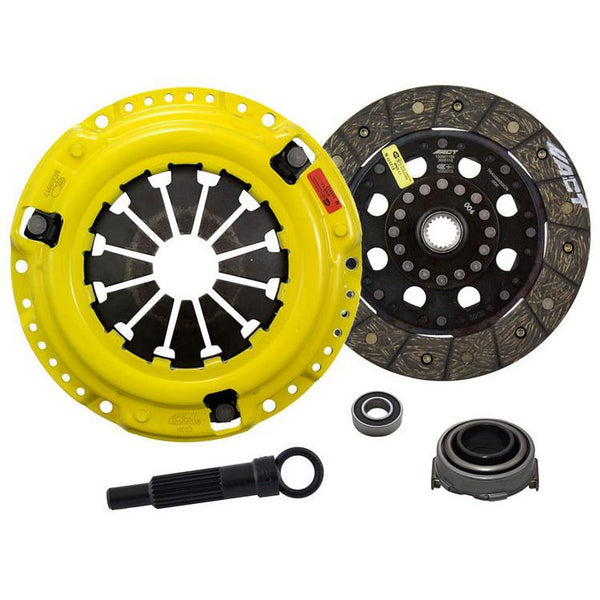 ACT HD Street Clutch Kit w/ Rigid Disc | 92-05 Honda Civic / 93-97 Del Sol & 97-05 Acura EL (HC5-HDSD)