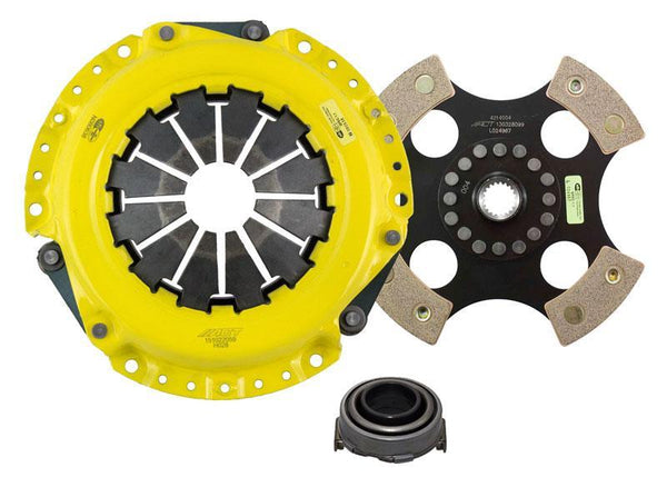 ACT HD/Race Rigid 4 Pad Clutch Kit | 2006-2015 Honda Civic (HC9-HDR4)