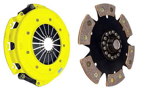ACT MaXX Xtreme Clutch Kit / Solid Hub 6 Pad Disc (Mitsubishi DSM) MB1-XXR6 - Modern Automotive Performance  - 1
