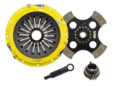 ACT Xtreme 4 Puck Solid Disc Clutch Kit (Mitsubishi Evo 8/9) ME2-XTR4
