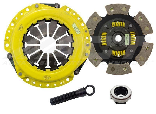 ACT HD/Race Sprung 6 Pad Clutch Kit | Multiple Fitments (ST1-HDG6)