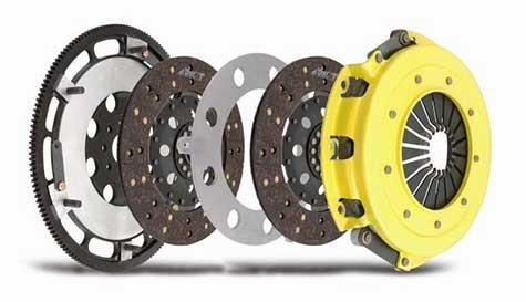 ACT Xtreme Twin Stage 3 Clutch w/ Flywheel (Chevrolet LS1 / LS2 / LS7) - Modern Automotive Performance