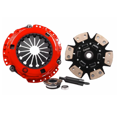 Action Clutch Stage 3 Metallic Sprung Clutch | 2016-2020 Honda Civic 1.5T/SI (ACR-2193)