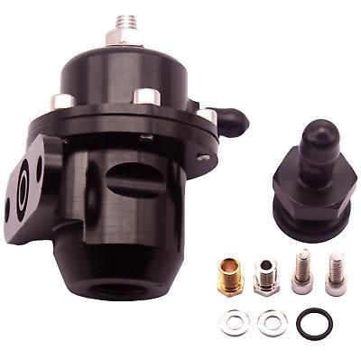 AEM Adjustable Fuel Pressure Regulator | Multiple Honda Fitments (25-300BK)