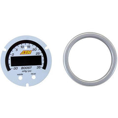 AEM X-Series Boost Pressure Gauge Accessory Kit (30-0306-ACC)