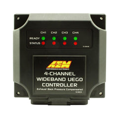 AEM 4-Channel Wideband UEGO Controller for Nascar McLaren ECU (30-2340-N)