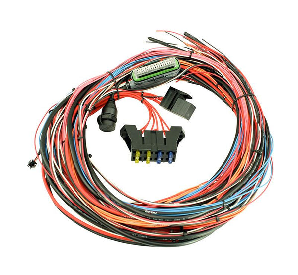 "AEM EMS-4 Universal Wiring Harness with 96"" Lead (30-2905-96) - Modern Automotive Performance"