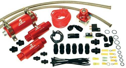 Aeromotive 700 HP EFI Fuel System Kit - Modern Automotive Performance