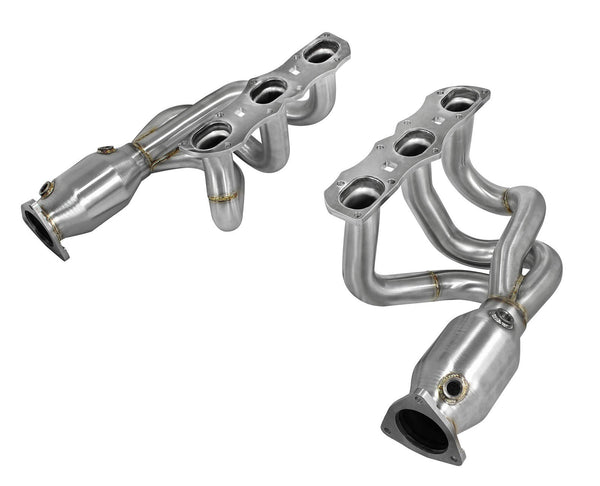 aFe Twisted Steel Street Series Headers | 2012-2016 Porsche 911 Carrera S (48-36401)