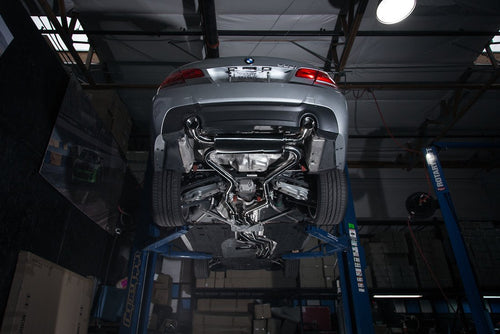 Catback Exhaust System BMW 335I Coupe 07-11 by Agency Power - Modern Automotive Performance