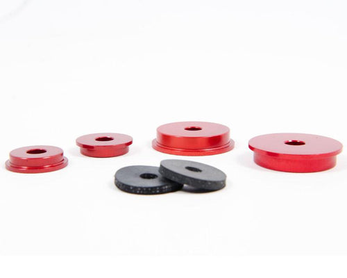 Shifter Bushings Mitsubishi EVO VIII, IX 5 Speed  by Agency Power - Modern Automotive Performance