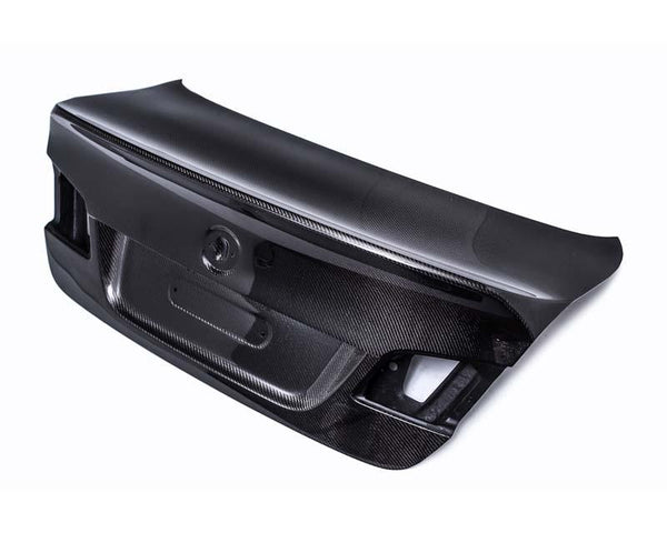 Carbon Fiber CSL Style Trunk BMW F10 M5 550 535 528 2011+ by Agency Power - Modern Automotive Performance