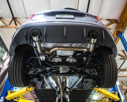 Agency Power Signature Catback Exhaust System | 2016+ Ford Focus RS (AP-FOCRS-170)
