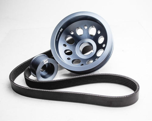Agency Power Lightweight Pulley Kit | Multiple Fitments (AP-Z34-130)