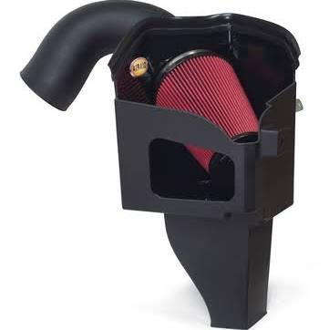 2003-2007 Dodge Ram 5.9L Cummins MXP Intake System w/ Tube (Oiled / Red Media) by Airaid (300-259) - Modern Automotive Performance