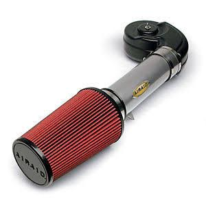 1994-2001 Dodge Ram 318-360 CL Intake System w/ Tube (Dry / Red Media) by Airaid (301-106) - Modern Automotive Performance